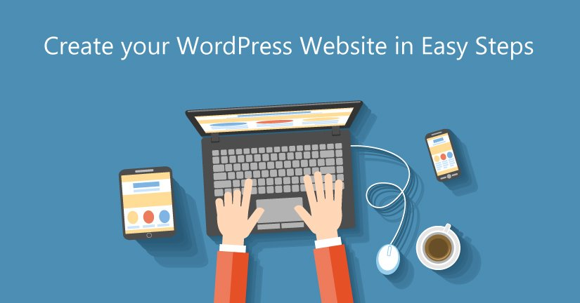 Read more about the article How to create website using WordPress