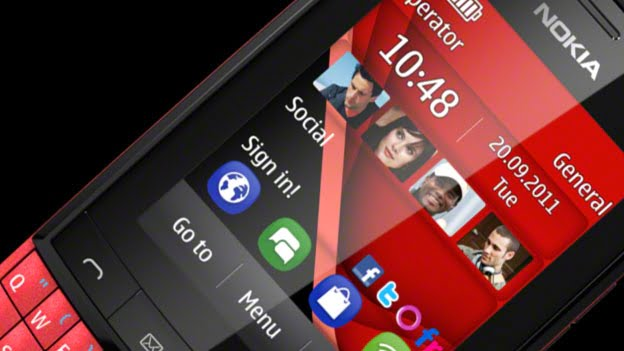 What is Flashing (Nokia S40)?