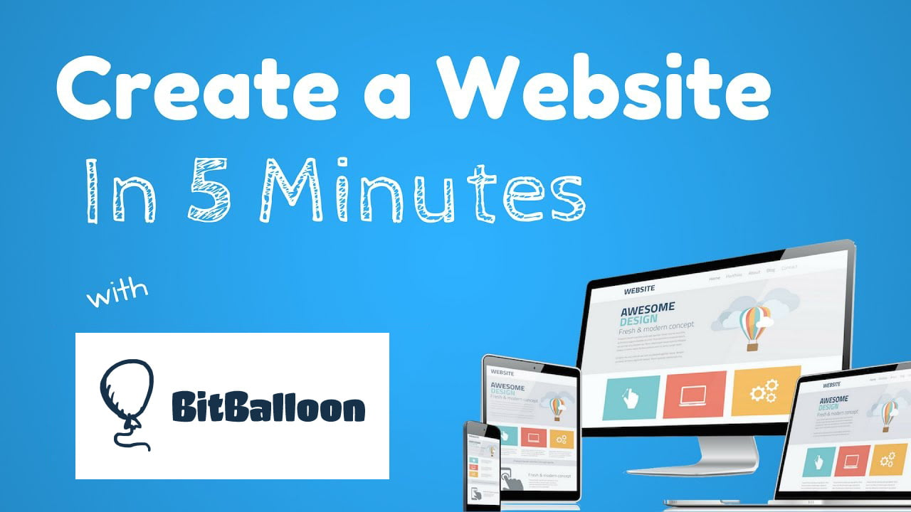Read more about the article Be Online In Less Than 5 Minutes With Your Static HTML Website