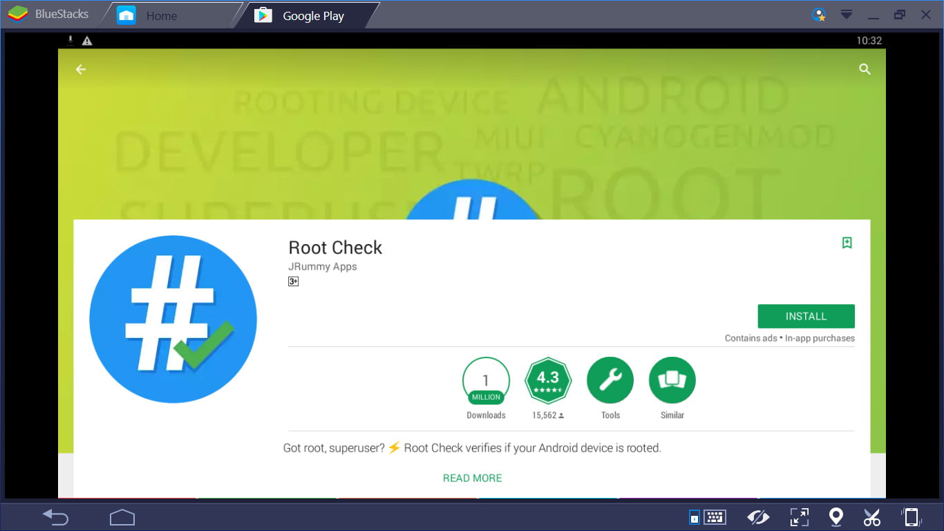 install-root-checker