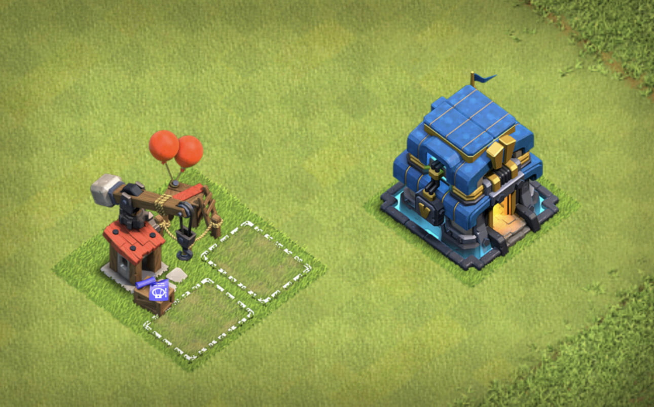 You are currently viewing Clash Of Clans TH 12 Update Officially Released – Siege Workshop Added