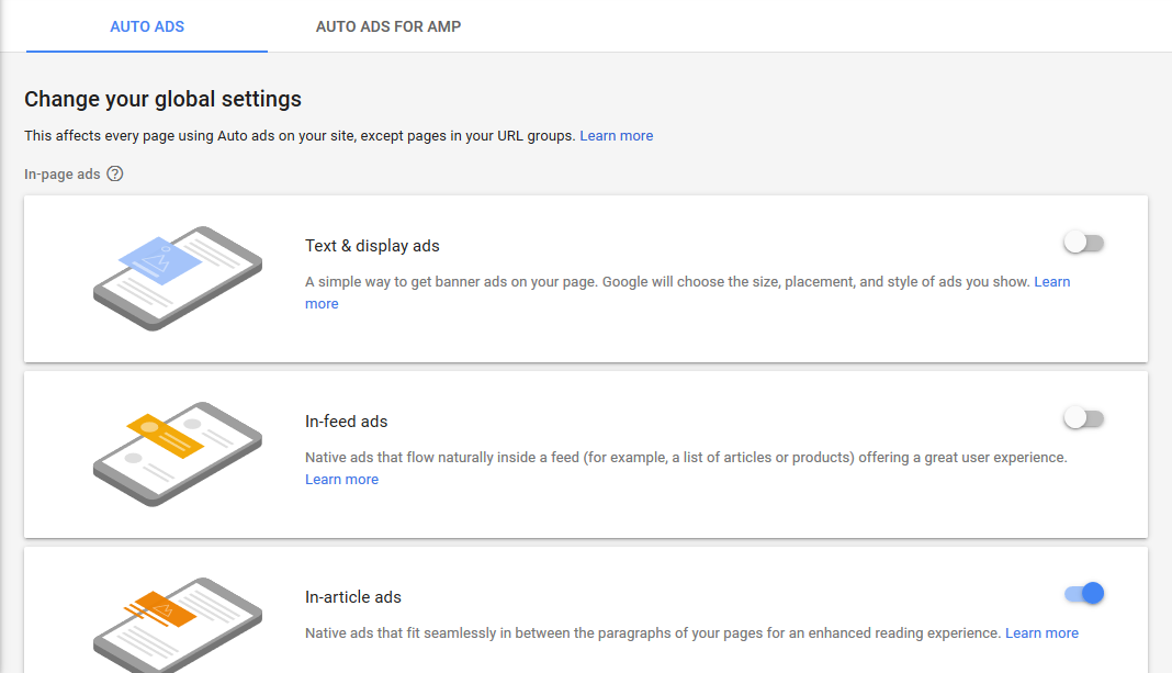 Read more about the article AdSense Auto Ads Appearing in Footer & Header – How to Avoid?